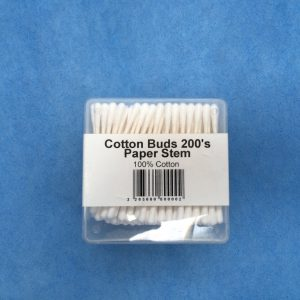 Paper Stemmed Cotton Buds